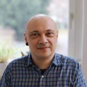 Unser Mitarbeiter Andre Schleicher