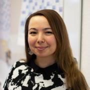 Unsere Mitarbeiterin Rosa Koch